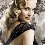El look de Diane Kruger: El retorno del glamour del viejo Hollywood