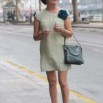 Street style: Lunares