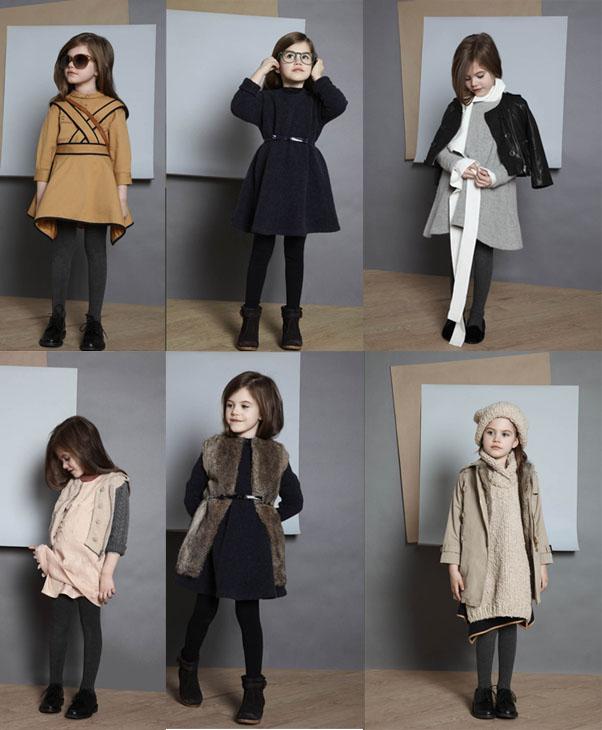 Niñas fashionistas Comparte Mi Moda