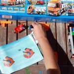 Lego una actividad que no pasa de moda…