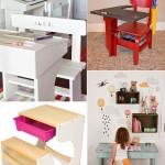 Mesas de estudio para niños