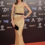 Las 10 mejores vestidas de los premios Goya