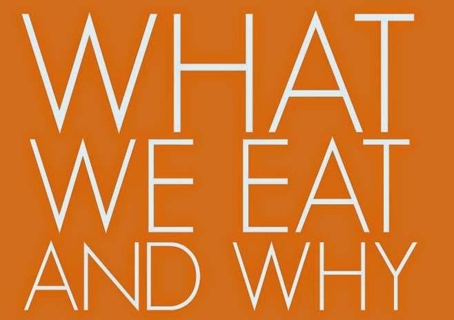 Que comemos y porqué