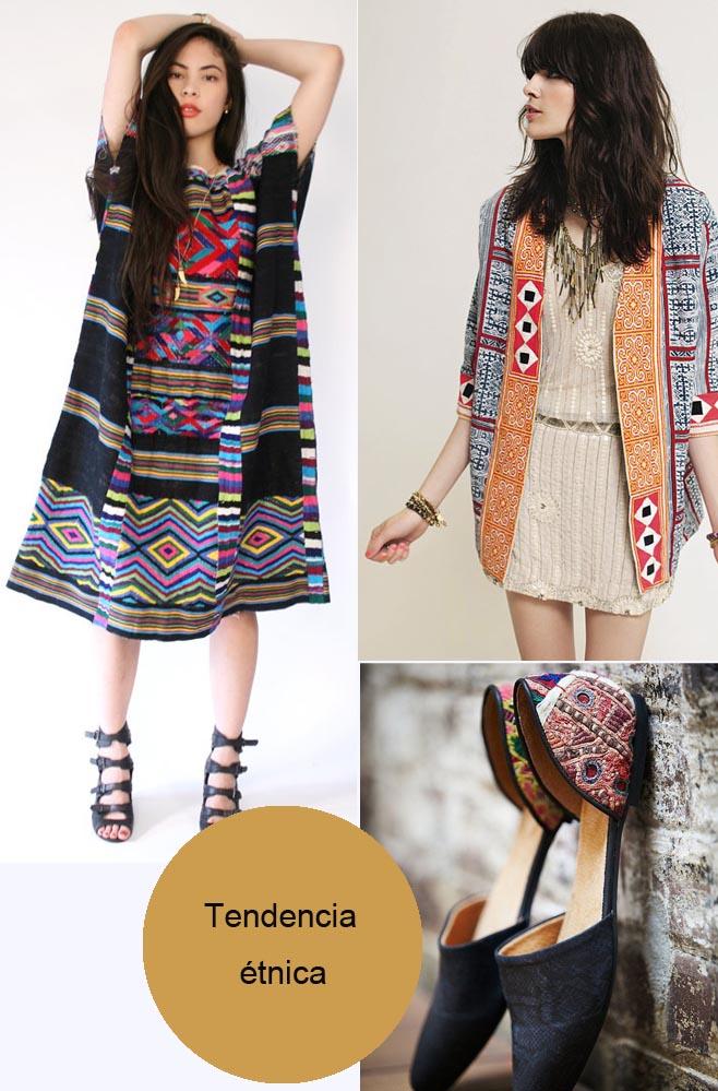 Estilo étnico Comparte Mi Moda
