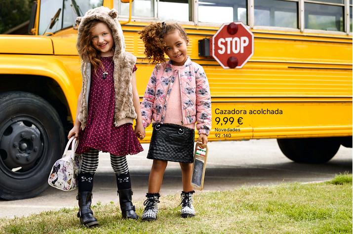 H&M inaugura tienda online en España