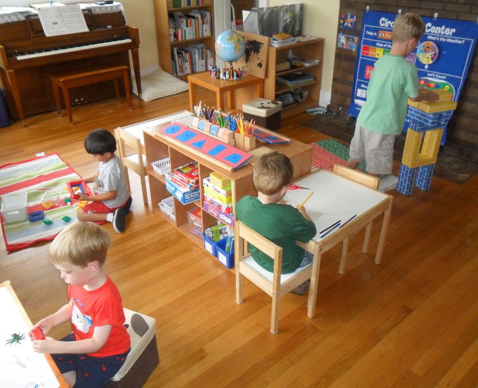 Colegios p blicos comparte mi moda for Decoracion de espacios de aprendizaje