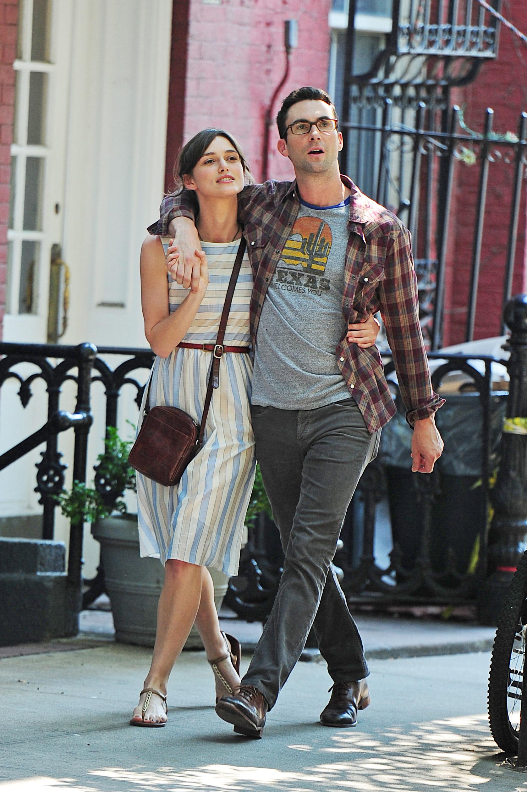 BuzzFoto Celebrity Sightings In New York - June 29, 2012
