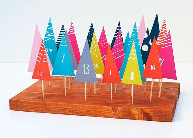 pinchando en el siguiente enlace tenis un imprimible gratuito para hacer el calendario con vasos de pap noel imgenes minieco raumdinge arbre