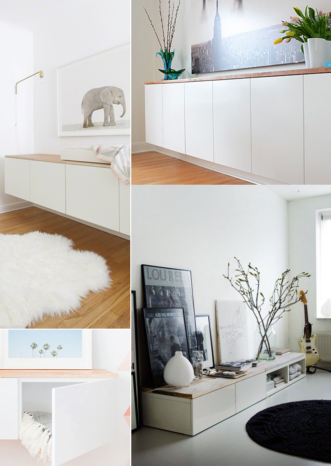ikea diy personalizar el mueble besta comparte mi moda