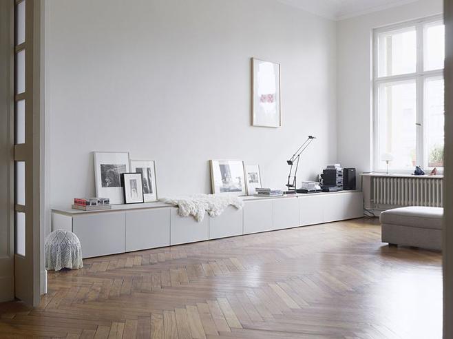 Woonkamer Hangkasten : Como cambiar una estancia de nuestra casa por ...