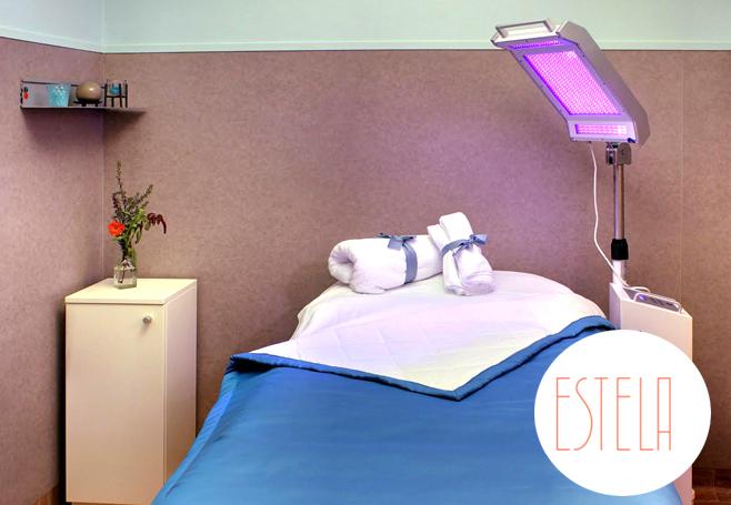 cabina tratamiento Estela