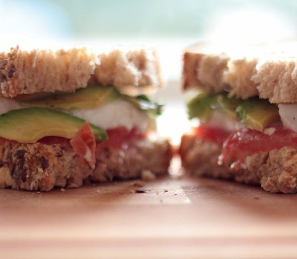 avocadosandwich