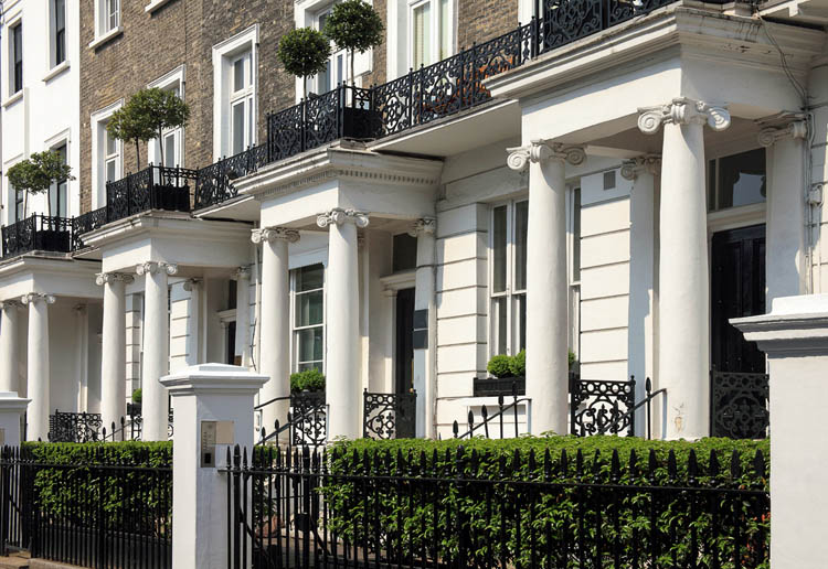 Casas Londinenses