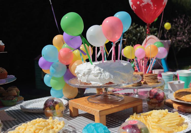 Ideas para celebrar un cumplea os divertido 5 a os - Ideas para celebrar 50 cumpleanos ...