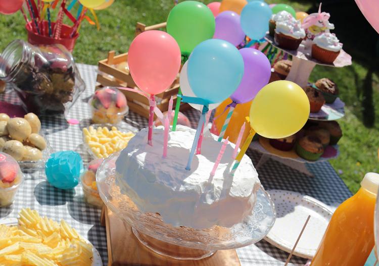 Ideas para celebrar un cumplea os divertido 5 a os - Ideas para cumpleanos 10 anos ...