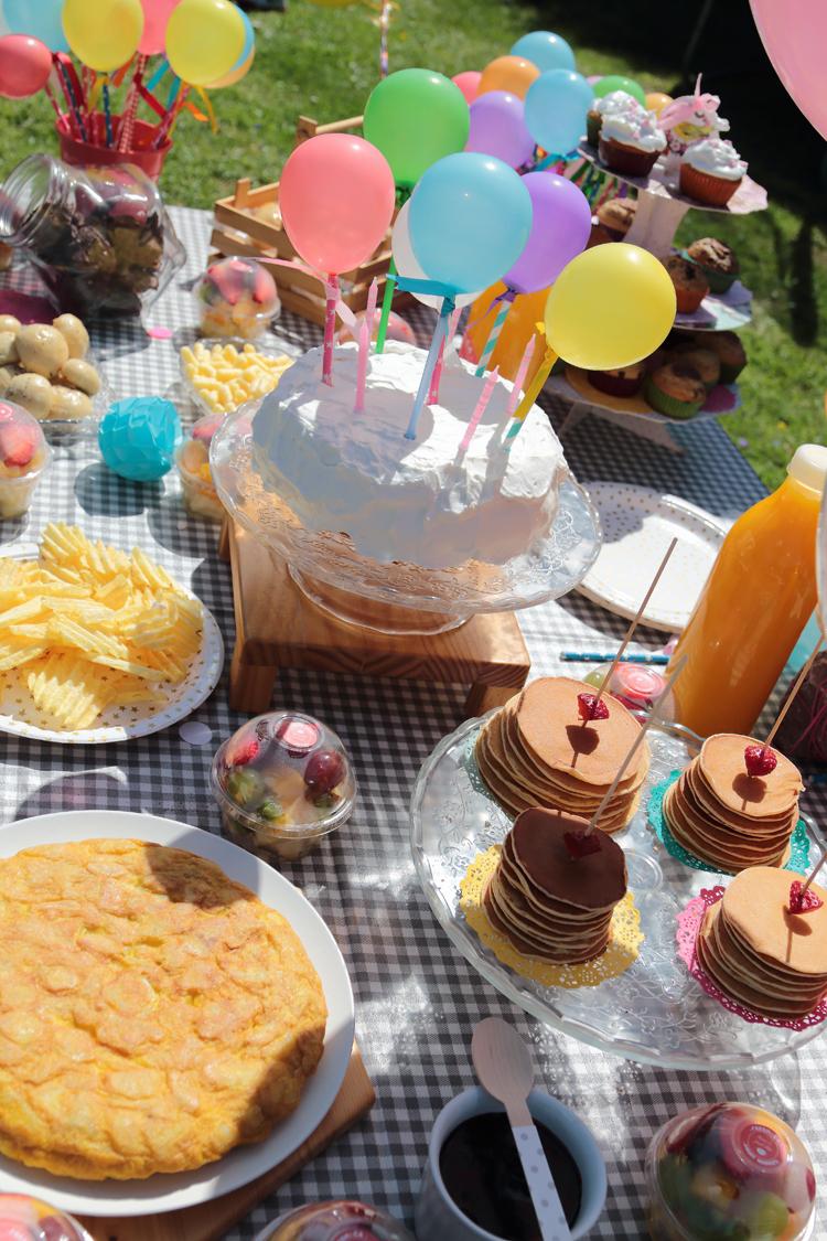 Ideas para celebrar un cumplea os divertido 5 a os - Organizar cumpleanos ninos ...