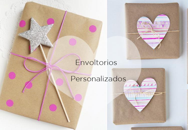 10 envoltorios de regalo personalizados comparte mi moda - Envoltorios para regalos ...