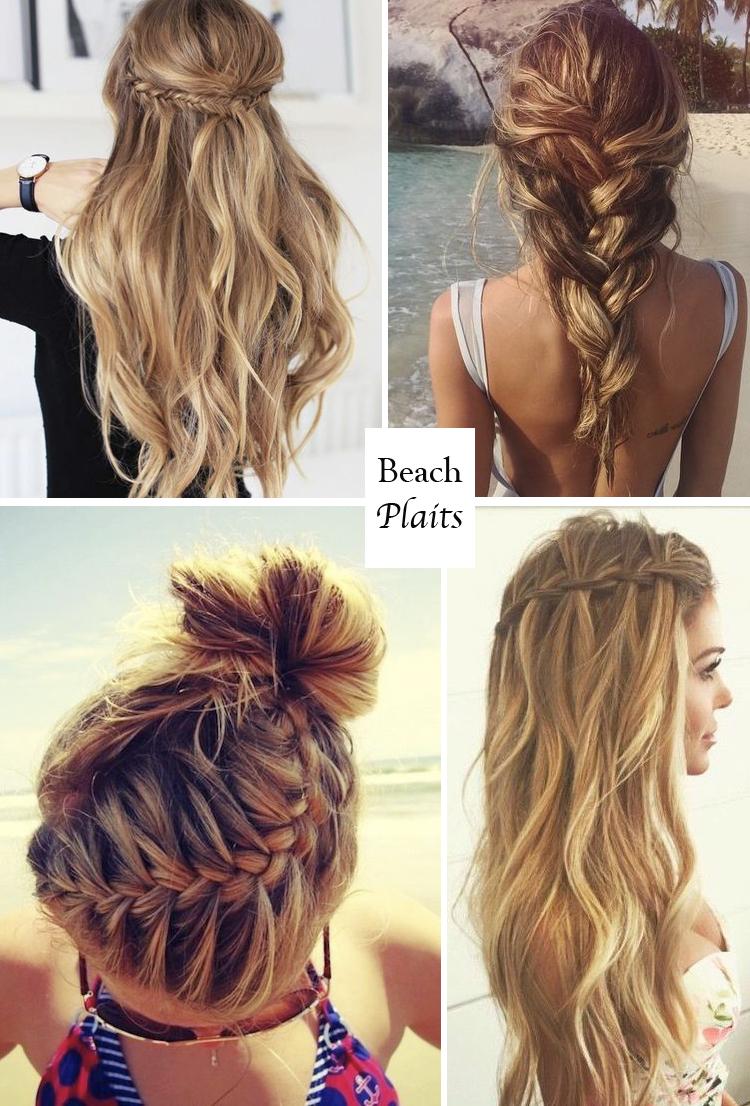 Peinados para la playa comparte mi moda - Peinados actuales de moda ...