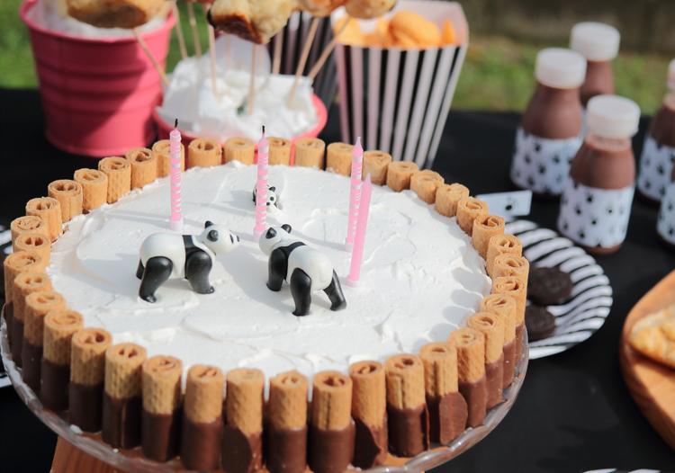 Como Organizar Un Cumpleaños De Oso Panda Para Niños De 4