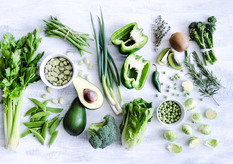 bigstock-Fresh-green-vegetables-variety-100654469
