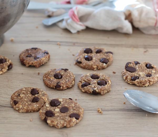 galletas antes dehorno
