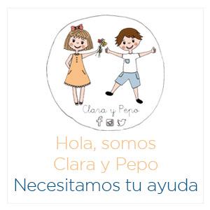 Ayuda a Clara y Pepo