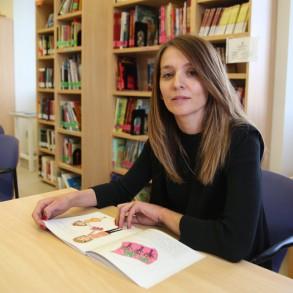 Foto: Damian Arienza, Lugo De Llanera, 7 Marzo 2017, fotos de una colaboradora del periodico que hizo un libro de cuentos. Patricia Fernandez