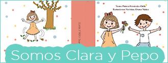 Somos Clara y Pepo