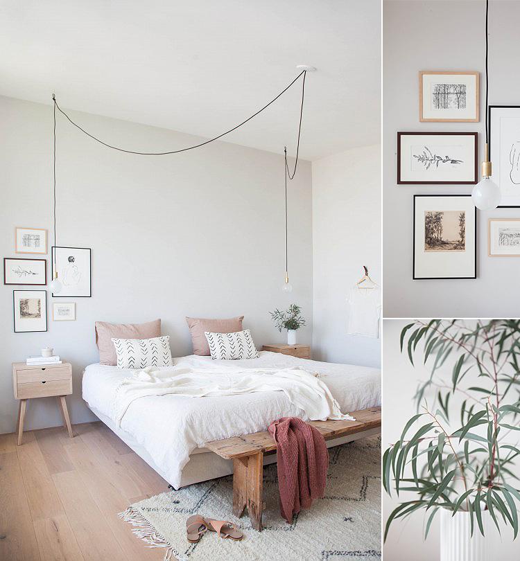 5 habitaciones minimalistas en las que inspirarnos Comparte Mi Moda