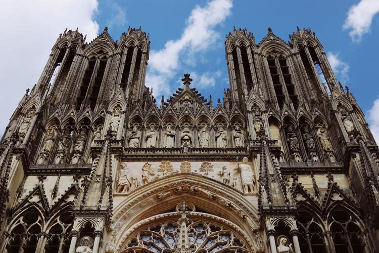 Cathédral de Notre-Dame de Reims