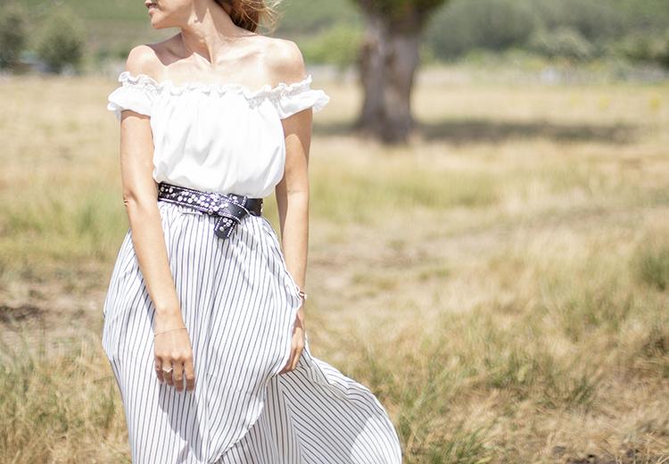 Abarcas Y Vestido De Verano Comparte Mi Moda